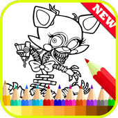 Coloring For Five Nights FNAF icon