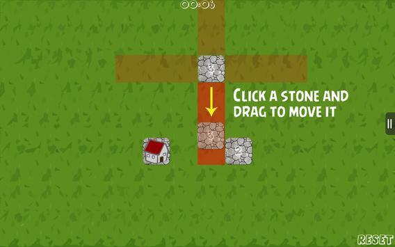 Taking Kitty Home Brain Puzzle apk screenshot