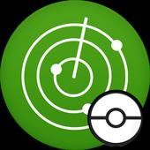 GoRadar, Pokemon Map Tool icon