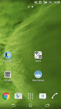 Wifi/Mobile Data Switch apk screenshot
