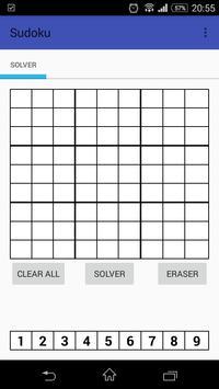 MZ Sudoku Solver poster