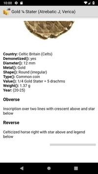 Coins from Celts People screenshot 2