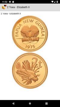 Coins from Papua New Guinea screenshot 6