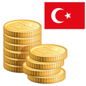 Coins from Ottoman Empire icon