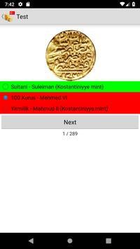 Coins from Ottoman Empire screenshot 9