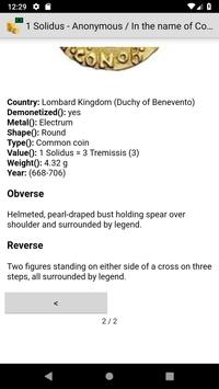 Coins from Lombard Kingdom screenshot 12