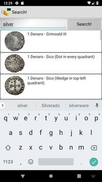 Coins from Lombard Kingdom screenshot 8