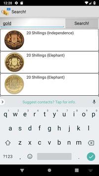 Coins from Somalia screenshot 13