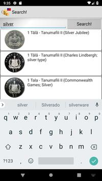 Coins from Samoa screenshot 13