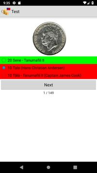 Coins from Samoa screenshot 4