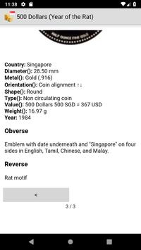 Coins from Singapore screenshot 7