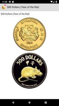 Coins from Singapore screenshot 1