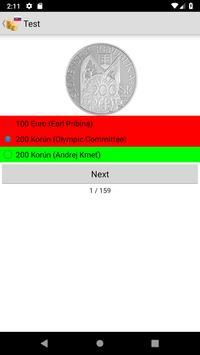 Coins from Slovakia screenshot 14