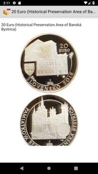 Coins from Slovakia screenshot 1