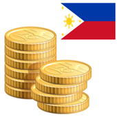 Coins from Philippines icon
