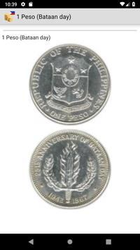 Coins from Philippines screenshot 6