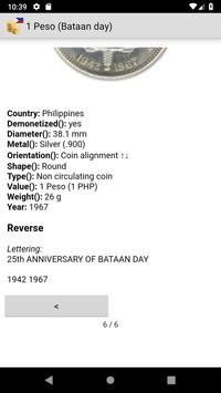 Coins from Philippines screenshot 7
