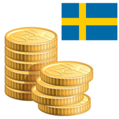 Coins from Sweden icon