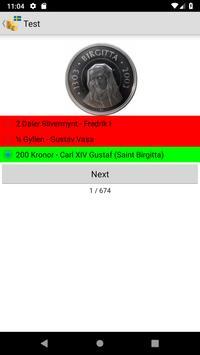 Coins from Sweden screenshot 9