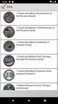 Coins from Panama screenshot 5