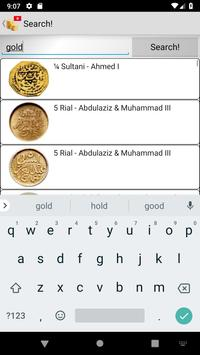 Coins from Tunisia screenshot 3