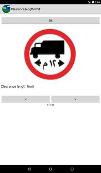Road signs (Traffic signs) in Saudi Arabia screenshot 10