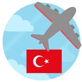 Turkish phrasebook icon