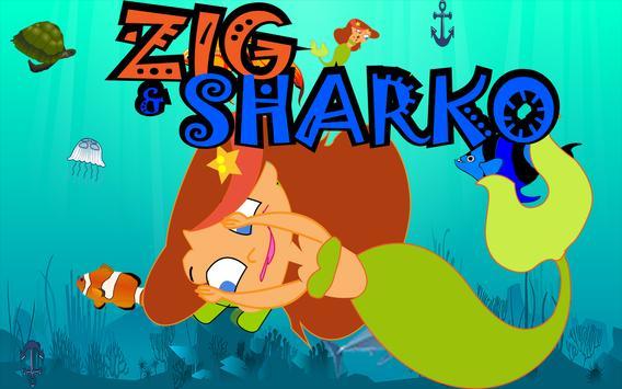 Zig and Sharko screenshot 1