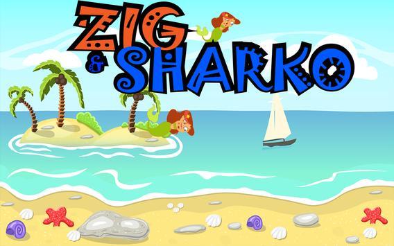 Zig and Sharko screenshot 2