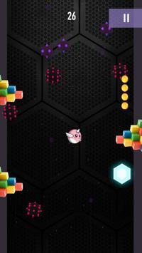 Zigzag Slither vs Blocks apk screenshot