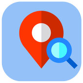 Location Finder & Tracker icon
