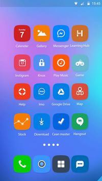 Galaxy C7 Pro Theme apk screenshot