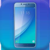 Theme for Samsung Galaxy C5 Pro icon