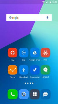 Theme for Samsung Galaxy C9 screenshot 1
