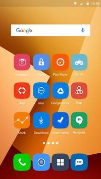 Theme for Samsung Galaxy C9 screenshot 2
