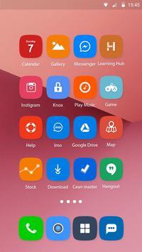 Theme for Samsung Galaxy C9 screenshot 3