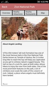Zion National Park screenshot 8