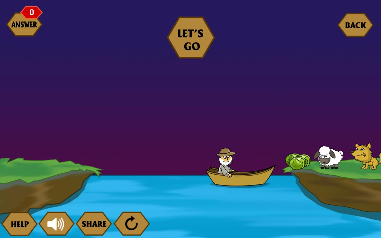 River Crossing IQ - IQ Test for Android - APK Download