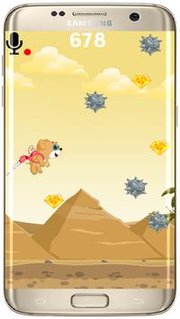 Scream Fly Dog apk screenshot