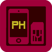 PH Mobile Prefix icon