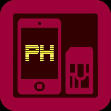 PH Mobile Prefix poster