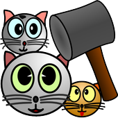Pat the Cats icon
