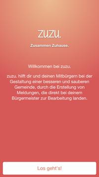 zuzu. Poster