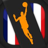 France Basketball Scores icon