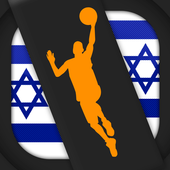 Israel Basketball Scores icon