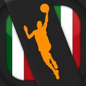 Italian Basketball Scores icon