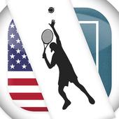 Scores for US Open Grand Slam icon