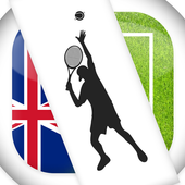 Tennis Scores ATP & WTA World Tour Tournaments icon