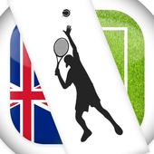 Scores for Wimbledon London icon