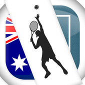 Tennis Scores for AUS OPEN icon